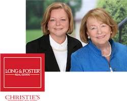 Anne and Sarah Harrington, Long & Foster Real Estate, Inc.